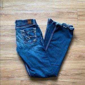 BKE women's Sabrina jeans 29 x 33 33 1/2